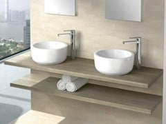 - Countertop ceramic washbasin ARCHITECTURA | Countertop washbasin - Villeroy & Boch