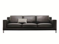 - Leather sofa LIDO | Leather sofa - MOLTENI & C.