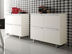- Office drawer unit SEVENTIES | Office drawer unit - Las Mobili