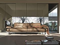 - Leather sofa STILL | Leather sofa - MOLTENI & C.