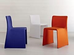 - Fabric chair GLOVE | Chair - MOLTENI & C.