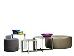 - Pouf / coffee table DOMINO - MOLTENI & C.