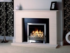 - Gas wall-mounted fireplace EKOS - BRITISH FIRES