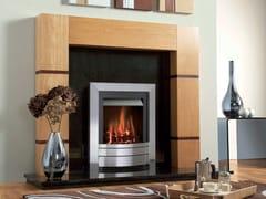 - Gas wall-mounted fireplace MIDAS E - BRITISH FIRES