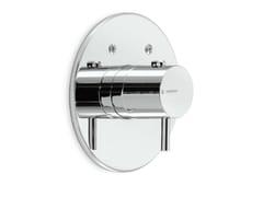 - Single handle thermostatic shower mixer MINI-X | Single handle thermostatic shower mixer - NEWFORM