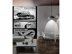 Adhesive Washable wallpaper INAFFERRABILE - MyCollection.it