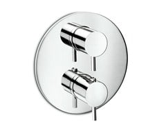 - Shower mixer with plate XT | Shower mixer with plate - NEWFORM