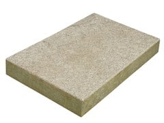 - Cement-bonded wood fiber thermal insulation panel THERAROCK™ - KNAUF INSULATION - Chivasso
