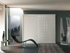 - Wooden wardrobe with sliding doors DIAMOND | Wardrobe with sliding doors - Bizzotto