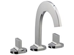 - 3 hole countertop washbasin mixer CUT | 3 hole washbasin mixer - Rubinetterie 3M
