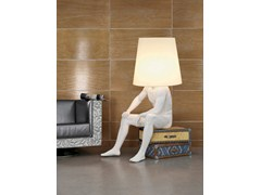 - Direct light floor lamp GEORGE - Bizzotto