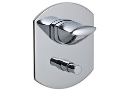 - Concealed bath/shower mixer HEDO'   Shower mixer with plate - Rubinetterie 3M