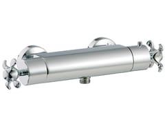 - 2 hole thermostatic shower mixer NUOVA RETRÒ   Thermostatic shower mixer - Rubinetterie 3M