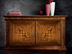 - Wooden sideboard with doors with drawers CA' VENIER | Sideboard with doors - Cantiero