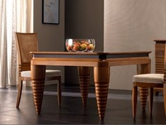 - Solid wood table ELETTRA DAY | Solid wood table - Cantiero