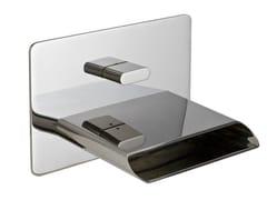 - Wall-mounted bathtub mixer PAO_SPA | Bathtub mixer - Rubinetterie 3M