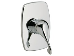 - Single handle shower mixer with plate PICCADILLY | Single handle shower mixer - Rubinetterie 3M