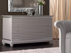 - Lacquered solid wood dresser ELETTRA NIGHT | Solid wood dresser - Cantiero
