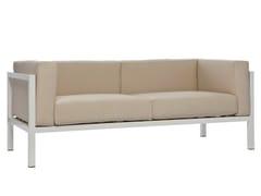 - Aluminium garden sofa LEI | Garden sofa - Il Giardino di Legno
