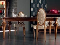 tavolo allungabile ovale in legno massello Étoile day | tavolo ... - Tavolo Ovale Allungabile Legno Massello
