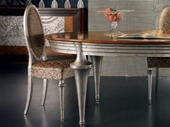 - Medallion silver leaf chair ÉTOILE DAY | Silver leaf chair - Cantiero