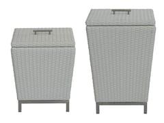 - Synthetic fibre garden cabinet OXY | Synthetic fibre garden cabinet - Il Giardino di Legno