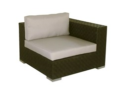 - Sectional modular synthetic fibre garden sofa MAUI | Sectional garden sofa - Il Giardino di Legno
