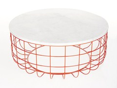 - Low coffee table for living room WIRE | Low coffee table - Dare Studio
