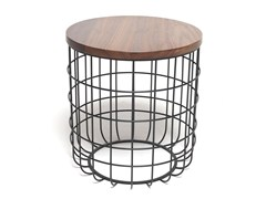 - Round coffee table for living room WIRE | Coffee table - Dare Studio