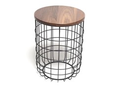 - High side table for living room WIRE | High side table - Dare Studio
