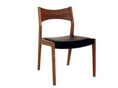 - Upholstered walnut chair BAKER | Chair - Dare Studio