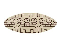 - Handmade wool rug SURF MALIBÚ ATLANTICO - GAN By Gandia Blasco