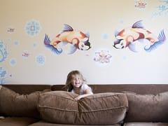 Adesivo da parete a motiviPellicole per la decorazione murale - 3M ITALIA
