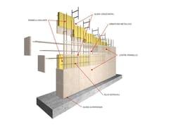 Fertigbauelement aus Stahlbeton C.A. KLIMA - Nuova Ceval