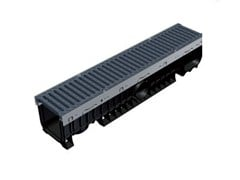 - Drainage channel and part PLASTIC FLY 150 - GRIDIRON GRIGLIATI