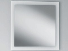 - Square wall-mounted bathroom mirror SPACE 56060 - DECOR WALTHER