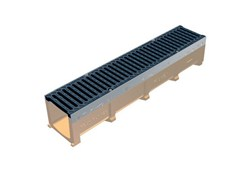 - Drainage channel and part POLY FLY 150 - GRIDIRON GRIGLIATI
