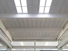 Dachkonstruktion aus Stahlbetonfertigteilen PANTHEON - Premac Prefabbricati