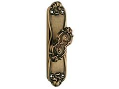- Chromed brass Cremone handle on back plate EPOCA | Cremone handle - LINEA CALI'