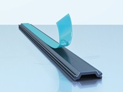 Protective film for polyamide bars Surface protection - TECHNOFORM BAUTEC ITALIA