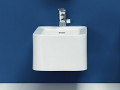 - Wall-hung ceramic bidet NILE | Wall-hung bidet - CERAMICA FLAMINIA