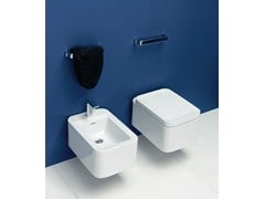 - Wall-hung toilet NILE | Wall-hung toilet - CERAMICA FLAMINIA