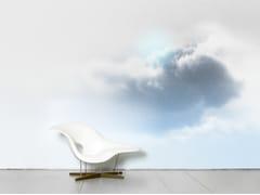 - Panoramic wallpaper FLOCCUS - Moustache