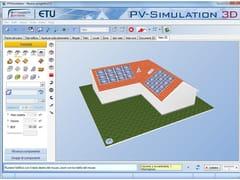 PV-Simulation 3D