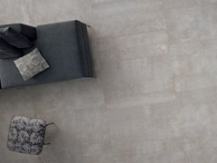 - Ecological wall/floor tiles with concrete effect EDGE GREY - CERAMICHE KEOPE