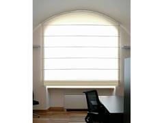 - Roman blinds headrail BASIC 414-427 - Mottura Sistemi per tende