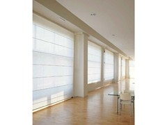 - Roman blinds headrail SOFTBOX 467 - Mottura Sistemi per tende