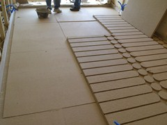 - Wood fibre Radiant floor panel KLIMAPAN - NORDTEX