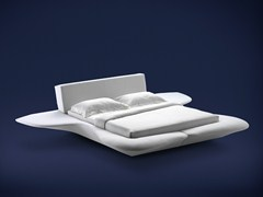 - Double bed with removable cover GRANDPIANO | Double bed - Flou