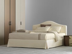 - Double bed with removable cover PEONIA | Double bed - Flou